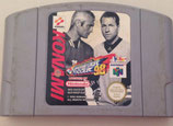 Juego International Superstar Soccer 98 (ISS98) para Nintendo 64. Solo cartucho.
