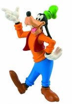Mickey Mouse Clubhouse minifigura Goofy 9 cms