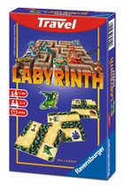 LABYRINTH CARD (TRAVEL)