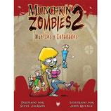 MUNCHKIN ZOMBIES 2 - MUERTOS Y ENFADADOS