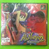 Juego Alundra 2 Versión Japonesa para Playstation (PS1). Nuevo