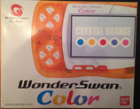 Consola WonderSwan Color nueva.