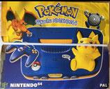 Consola Nintendo 64 Edición especial Pikachu Nueva