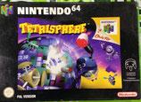 Juego Tetrisphere de Nintendo 64 (N64).