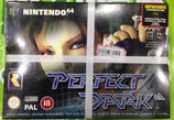 Juego Perfect Dark para Nintendo 64. Nuevo