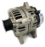 0986037770 Bosch Lichtmaschine 28,0 V 80,0 A für MAN, DAF, Mercedes, Renault Trucks