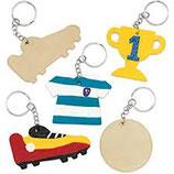 Schlüsselanhänger Fußball