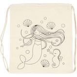 Geburtstagsbox Meerjungfrau