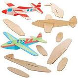 Segelflugzeug aus Holz