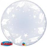 Palloncino  Bubble Laurea