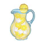 "Palloncino 33"" Super Shape mylar Limonata ""Lemonade"""