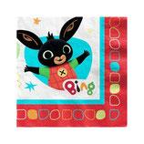 Tovagliolo  decorato Bing Bunny