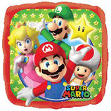 """Palloncino 18"""" mylar Mario Bros"""