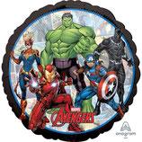 "Palloncino 18"" mylar Avengers ""Power Unite"""