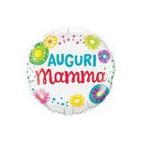 Palloncino mini shape Auguri Mamma