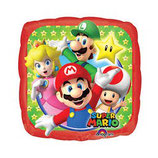 Palloncino Mini Shape mylar Super Mario