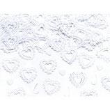 Confetti Cuore bianco