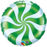 Palloncino mylar Candy Swirl