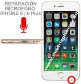 Cambiar / Reparar Microfono APPLE iPHONE 6 / 6 Plus
