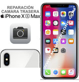 Cambiar Camara Trasera Apple iPHONE Xs  Max (ORIGINAL)