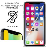 Cambiar / Reparar Altavoz Superior Apple iPHONE Xs  (ORIGINAL)