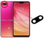 Cambiar / Reparar Cristal camara trasera Xiaomi Mi8