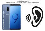 Cambiar / Reparar Altavoz Auricular Samsung Galaxy S9 SM-G960F / S9 Plus SM-G965F