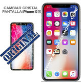 Cambiar Cristal solo  Apple iPHONE Xs