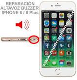 Cambiar / Reparar Altavoz Buzzer APPLE iPHONE 6 / 6 Plus