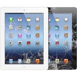 Cambiar / Reparar Cristal Tactil Apple Ipad 2/3/4 ( A1395 , A1396 , A1397, A1416 , A1430 , A1403 , A1458 , A1459 , A1460 )
