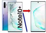 Cambiar / Reparar Cristal de la pantalla Samsung Galaxy NOTE 10 Plus SM-N975F