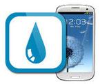 Reparar  Samsung galaxy S4 I9505 / i9506 Mojado/Humedad