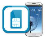 Reparar / Cambiar Lector Tarjeta SIM y SD (Memoria) Samsung galaxy S4 I9505 / i9506