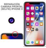 Cambiar / Reparar Camara Delantera Selfie APPLE iPHONE X  (ORIGINAL)