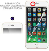 Cambiar / Reparar Camara delantera ( Selfie) iPHONE 6 / 6 Plus