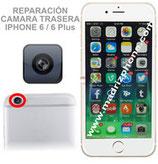 Cambiar / Reparar Camara Trasera iPHONE 6 / 6 Plus Original