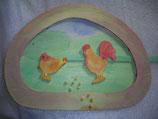 "Holzspiel ""Hühner"""