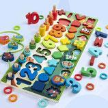 Table d'activité Montessori  - Ref I