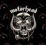 Нашивка катаная Motorhead 1