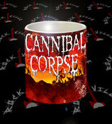 Кружка Cannibal Corpse 2