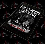 Обложка на паспорт Hollywood Undead 1