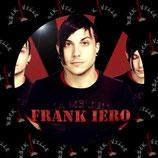 Значок Frank Iero 7