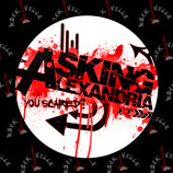 Значок Asking Alexandria 13