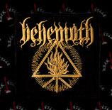 Нашивка Behemoth 2