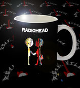 Кружка Radiohead 1