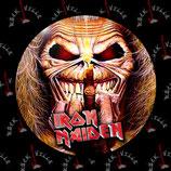 Значок Iron Maiden 5