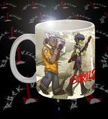 Кружка Gorillaz 2