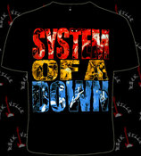 Футболка System of a Down 4