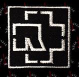 Термонашивка Rammstein