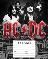 Тетрадь AC/DC